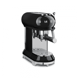 Smeg Coffee Machine Black