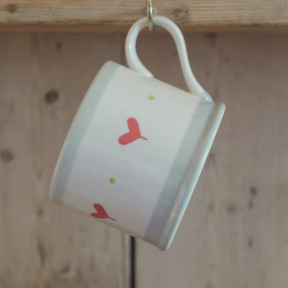 Oscar straight mug susie watson david james kitchens for David james kitchen designs