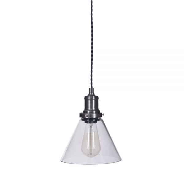 hoxton cone pendant light