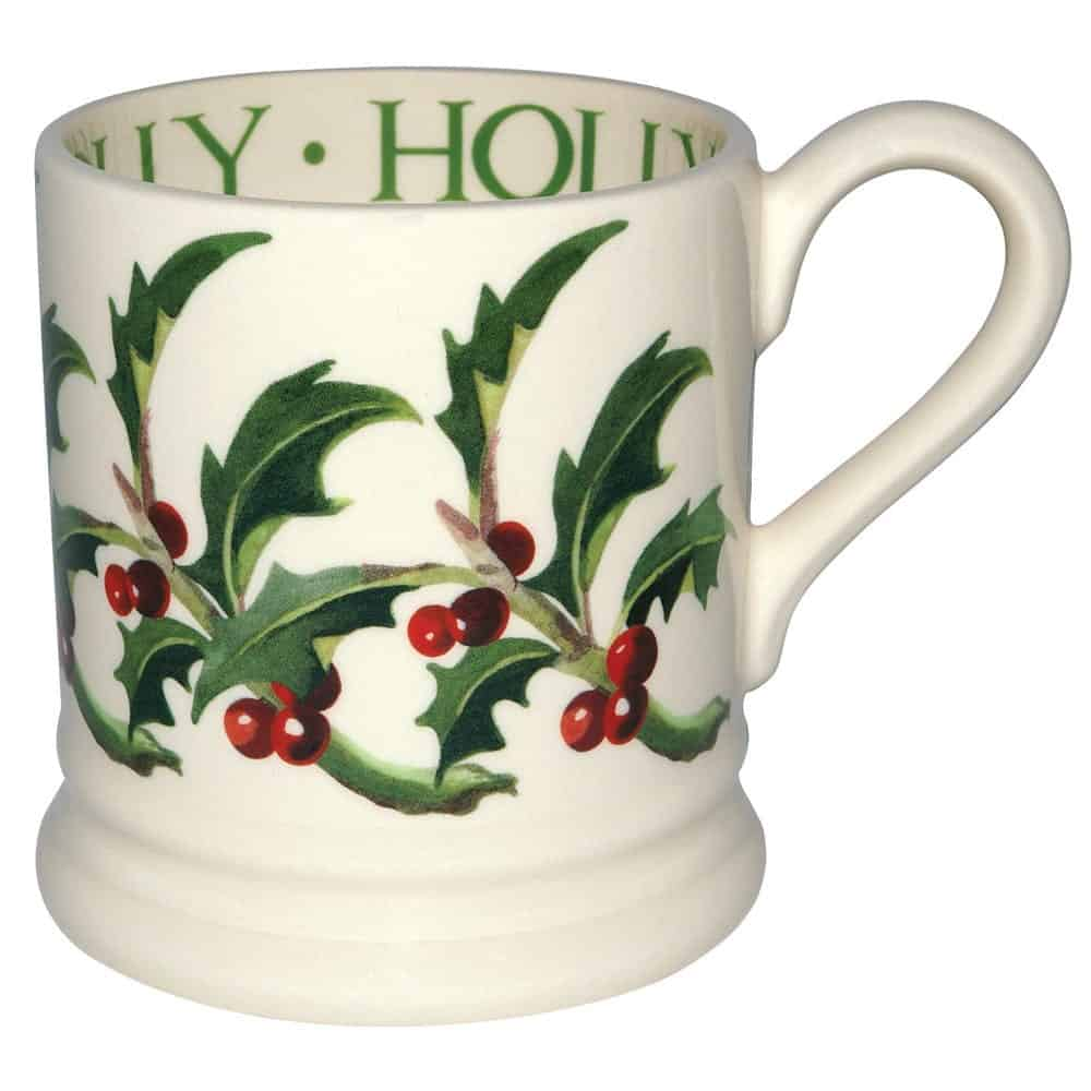 Holly 1 2 pint mug david james kitchens for David james kitchen designs
