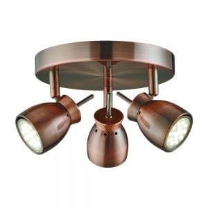 copper spotlight