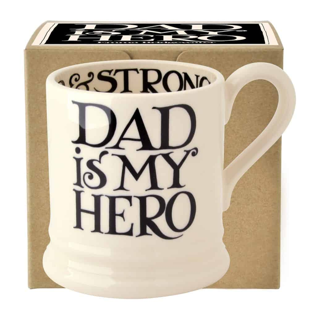Black toast fathers day 1 2 pint mug david james kitchens for David james kitchen designs