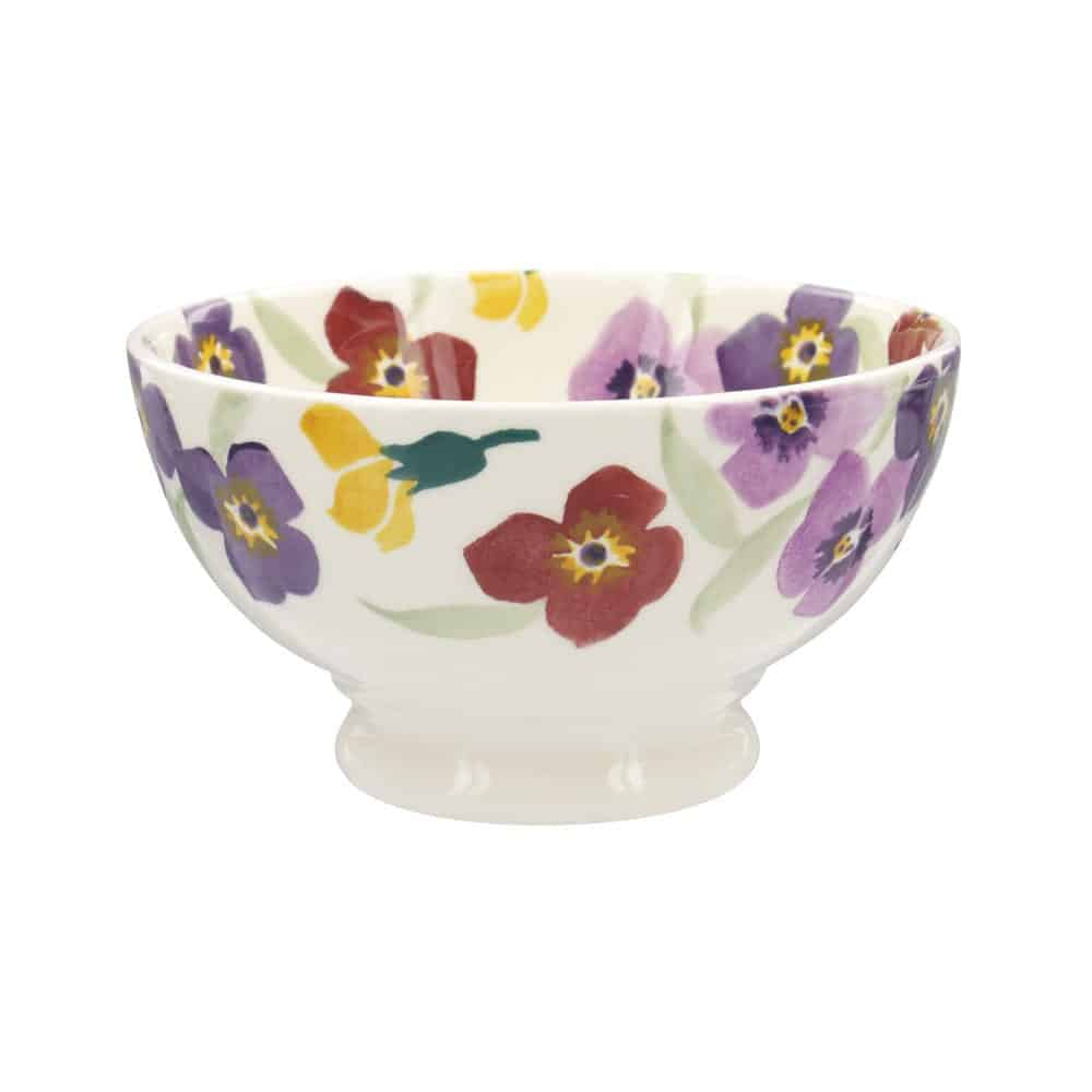 Wallflower border french bowl david james kitchens for David james kitchen designs